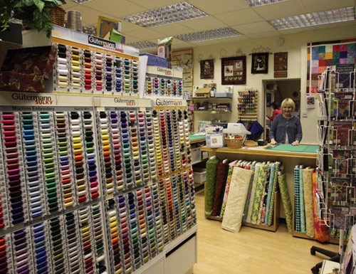 The Cotton Patch Patchwork and Quilting Shop