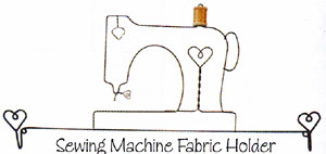 Sewing Machine Quilt Hanger