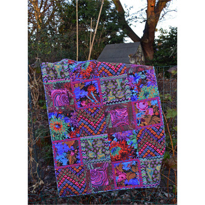 Kaffe Fassett Fat Quarter Quilt Kits