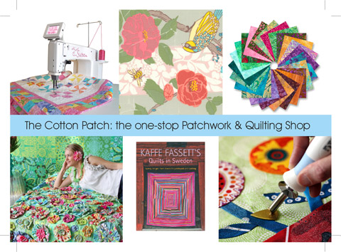 Patchwork and Quilting Online Shop